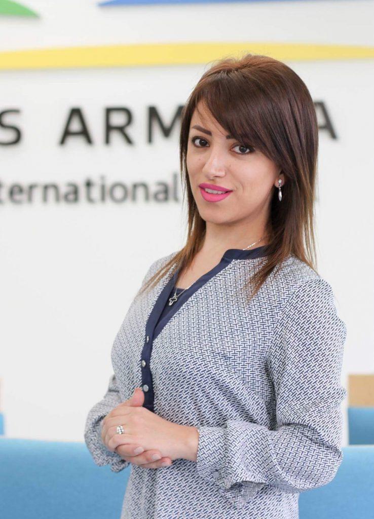 Angela Balasanyan